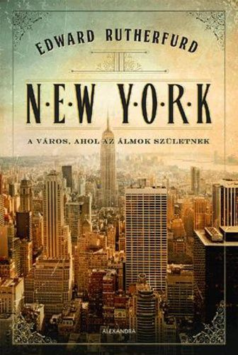 New York - Edward Rutherfurd pdf epub
