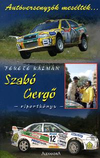 Szabó Gergő riportkönyv - Fekete Kálmán pdf epub