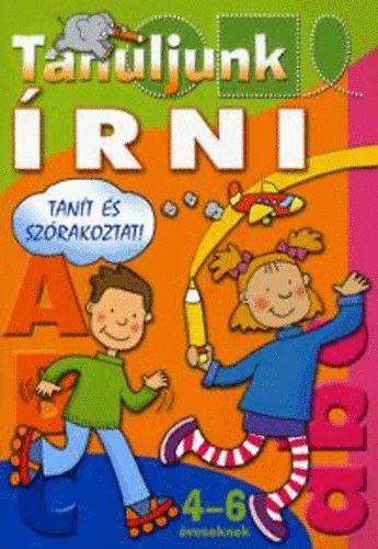 Tanuljunk írni (4-6 éveseknek) - Emanuela Carletti pdf epub