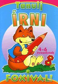 Tanulj írni Foxival 4-6 éveseknek