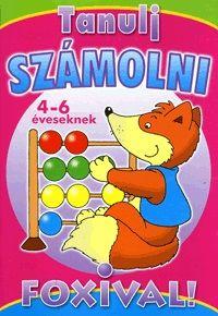 Tanulj számolni Foxival! 4-6 éveseknek
