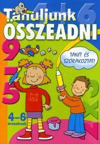 Tanuljunk összeadni - 4-6 éveseknek - Emanuela Carletti pdf epub