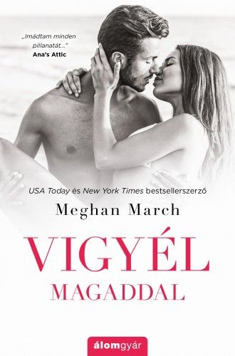 Vigyél magaddal - Meghan March pdf epub