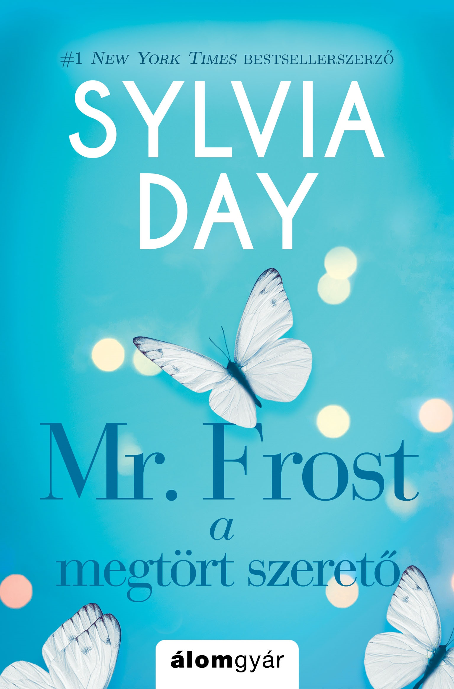 Mr. Frost - A megtört szerető