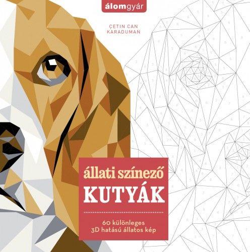 Állati színező - Kutyák - Cetin Can Karaduman pdf epub
