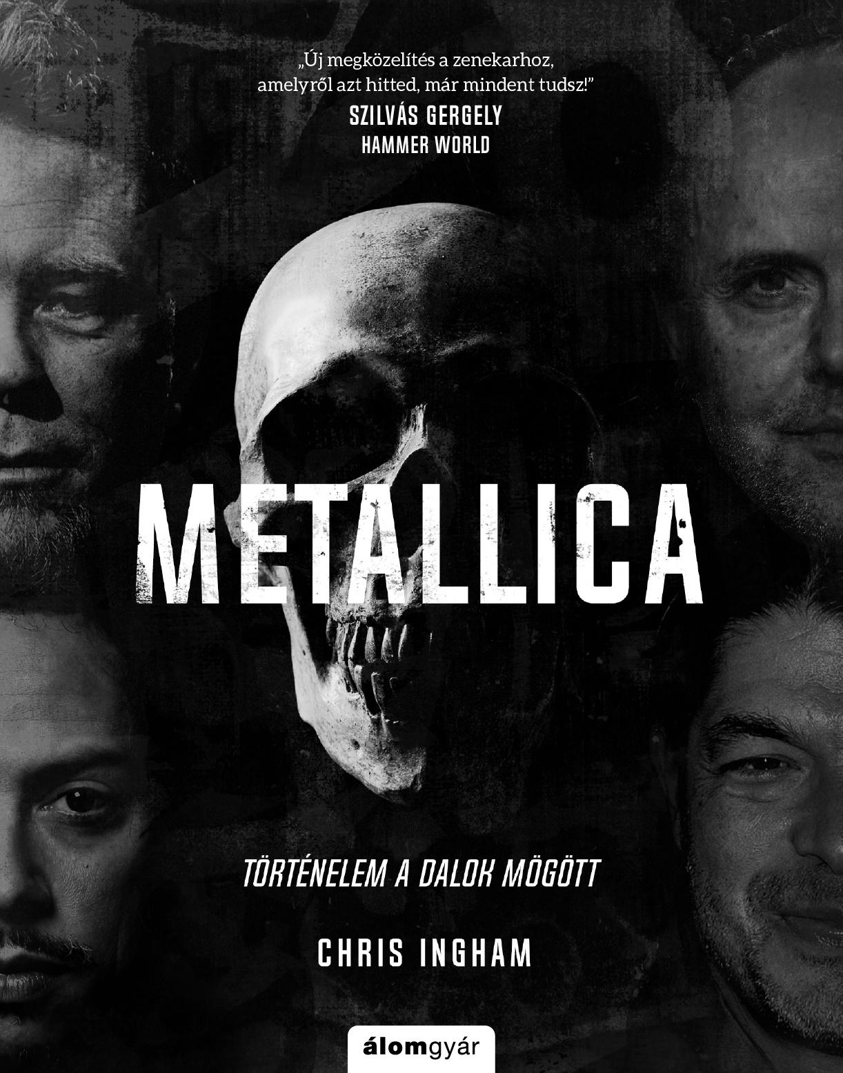 Metallica - Történelem a dalok mögött