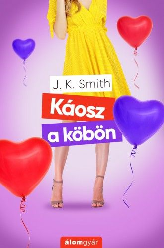 Káosz a köbön - J.K. Smith pdf epub