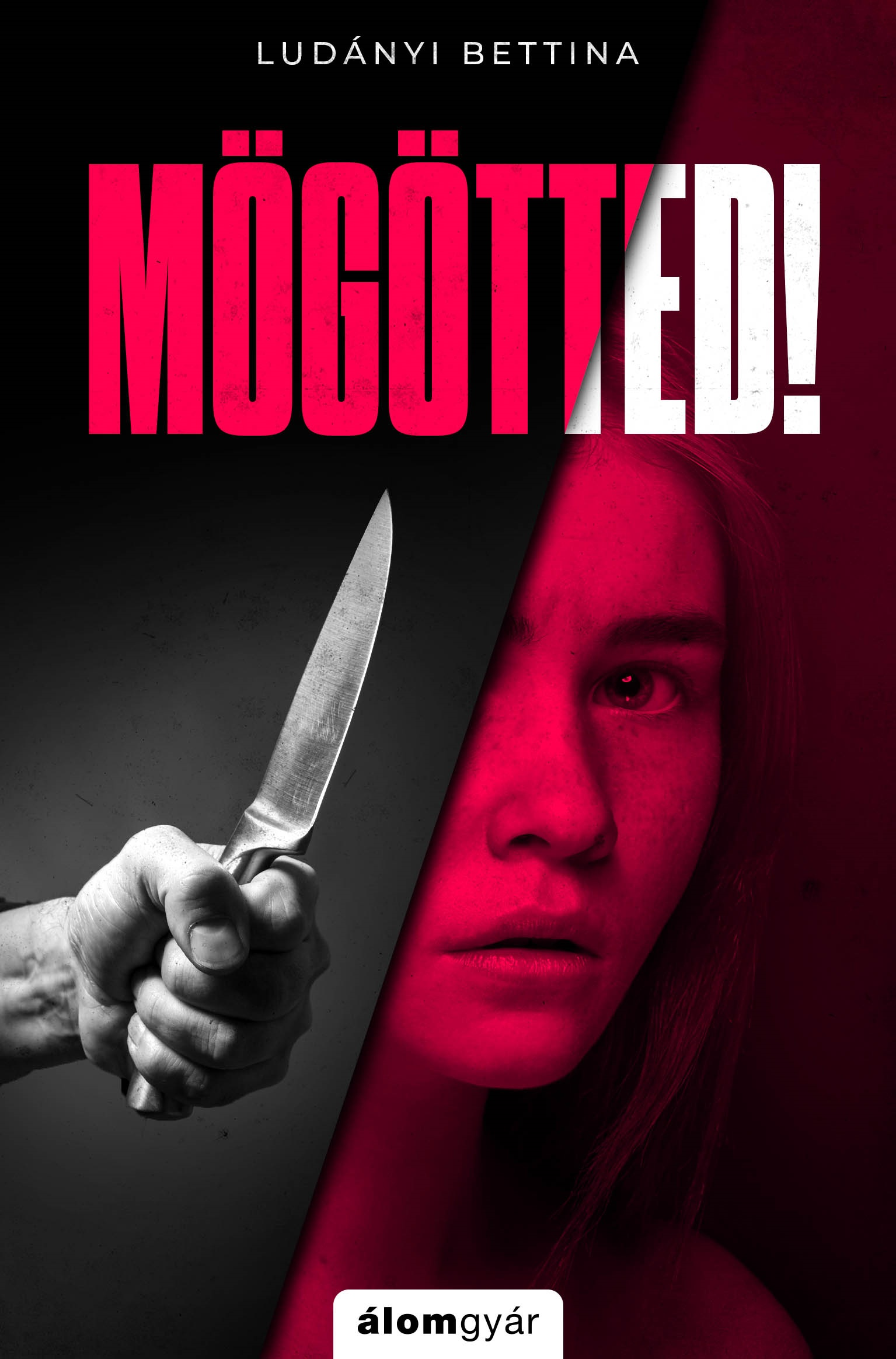 Mögötted! - Ludányi Bettina pdf epub