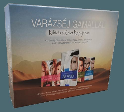Varázséj Gamallal