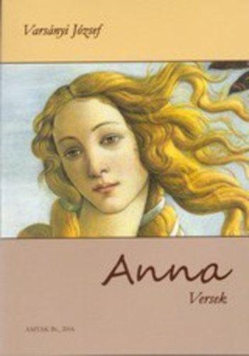 Anna - Versek - Varsányi József pdf epub