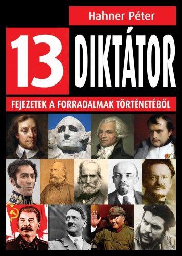 13 diktátor E-KÖNYV