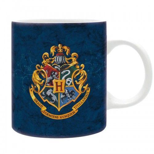 Harry Potter bögre Roxfort címer mintával 320 ml