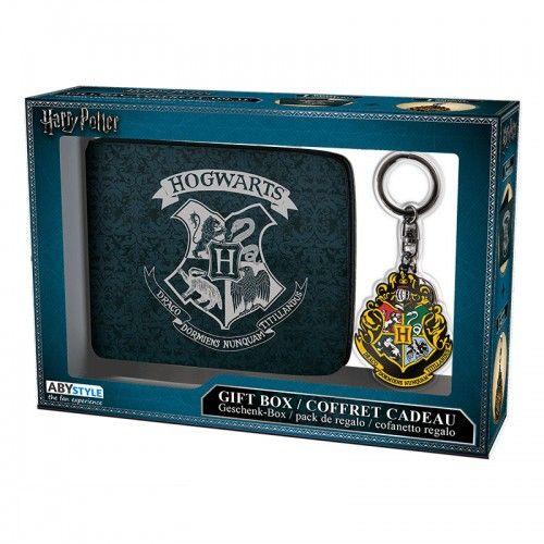 Harry Potter ajándékcsomag 4.: Pénztárca, kulcstartó