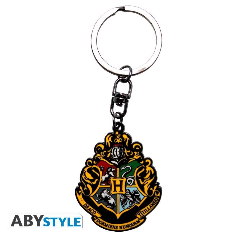 Harry Potter - Kulcstartó - Roxfort