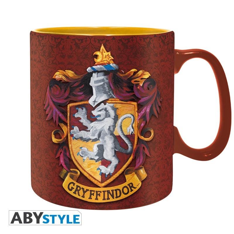 Harry Potter - Bögre (460 ml) - Griffendél