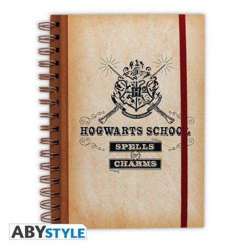 Harry Potter jegyzetfüzet - Roxfort