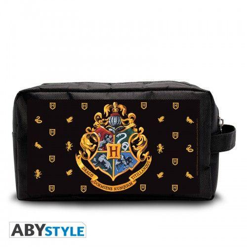 Harry Potter pipere táska a Roxfort címerével