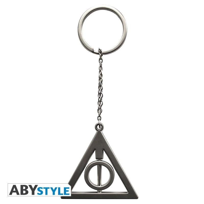 Harry Potter - 3D kulcstartó - Halál ereklyéi