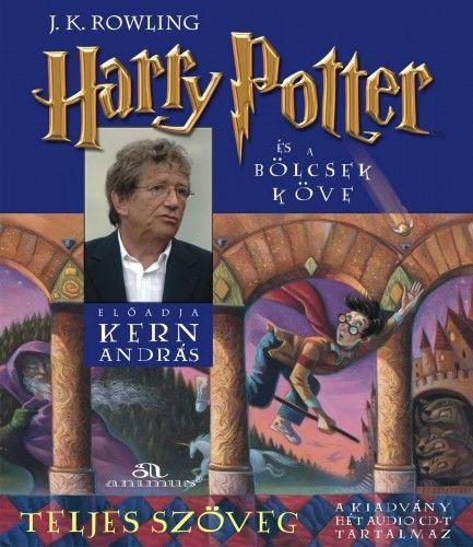Harry Potter és a bölcsek köve - Hangoskönyv