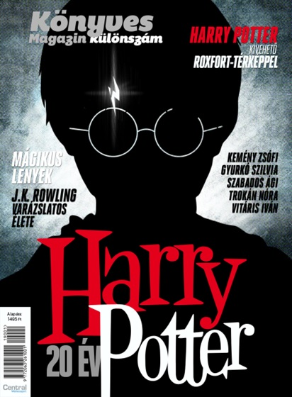Harry Potter magazin