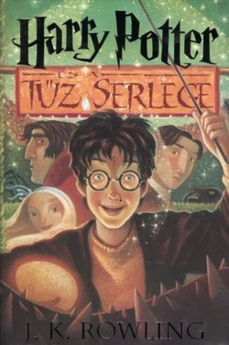 Harry ​Potter és a Tűz Serlege