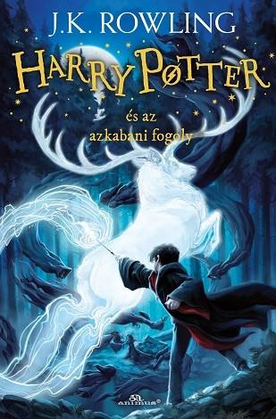 Harry Potter és az azkabani fogoly - J. K. Rowling pdf epub
