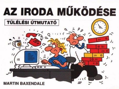 Martin Baxendale - Az iroda működése