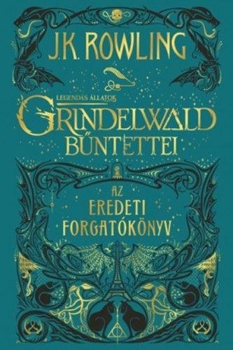 Legendás állatok: Grindelwald bűntettei E-KÖNYV