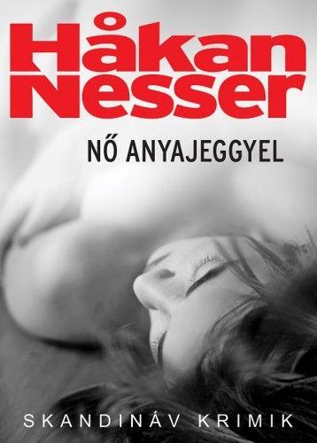 Håkan Nesser - Nő anyajeggyel