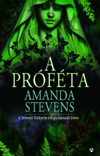 A proféta - Amanda Stevens pdf epub