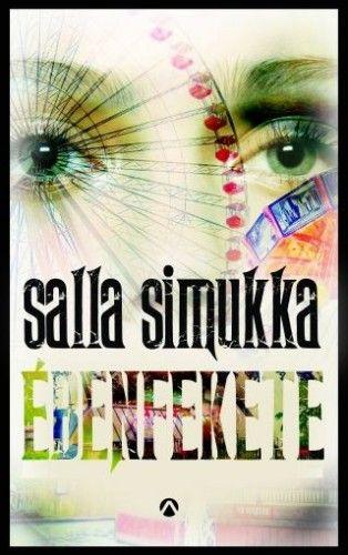 Ébenfekete - Salla Simukka |