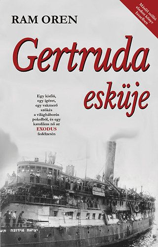 Gertruda esküje