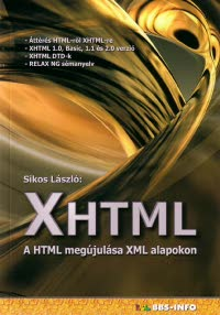 XHTML - Sikos László pdf epub