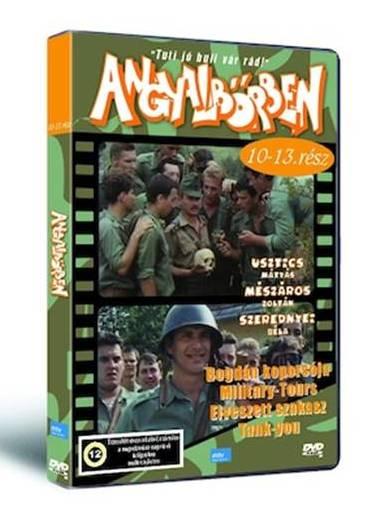 Angyalbőrben 10-13. - DVD