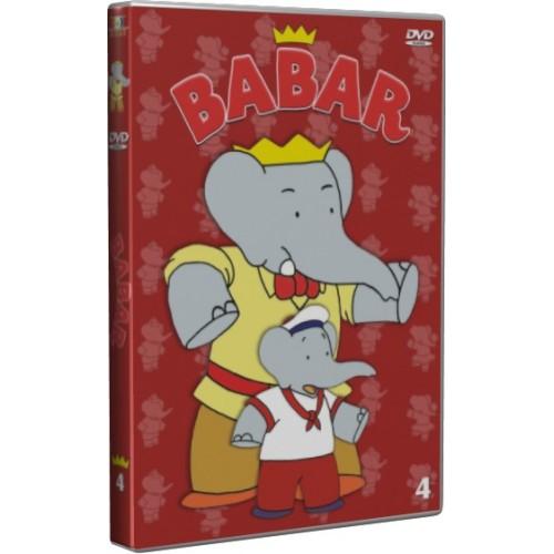 Babar 4. - DVD