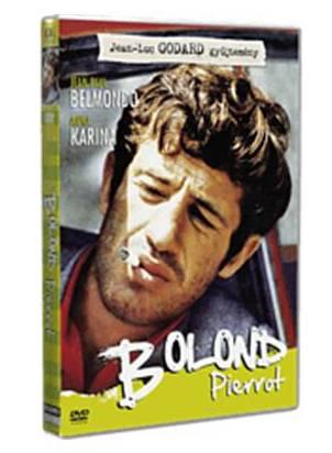 Bolond Pierrot - DVD