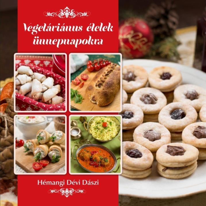 Vegetáriánus ételek ünnepnapokra