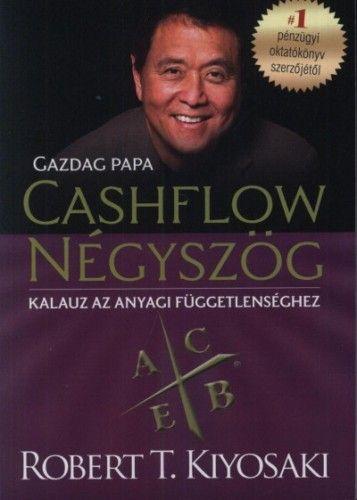 Cashflow Négyszög - Kalauz az anyagi függetlenséghez - Gazdag papa