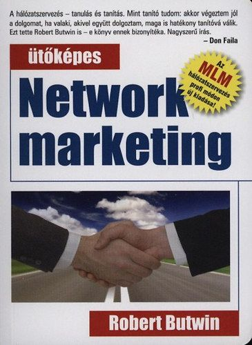 Ütőképes Network marketing - Robert Butwin pdf epub