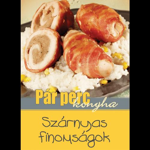 Szárnyas finomságok - Válogatás pdf epub