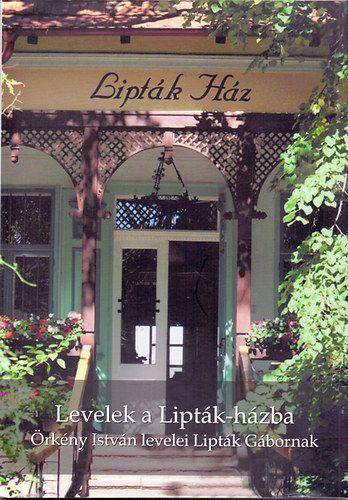 Levelek a Lipták-házba -  pdf epub