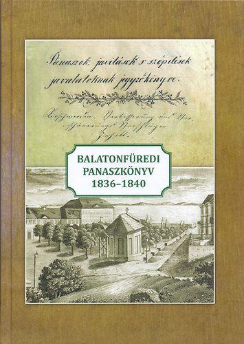 Balatonfüredi panaszkönyv 1836-1840