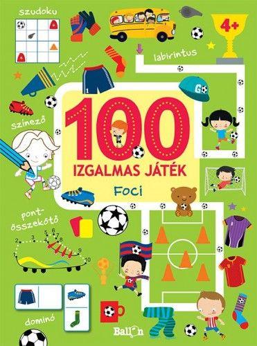 100 izgalmas játék - Foci