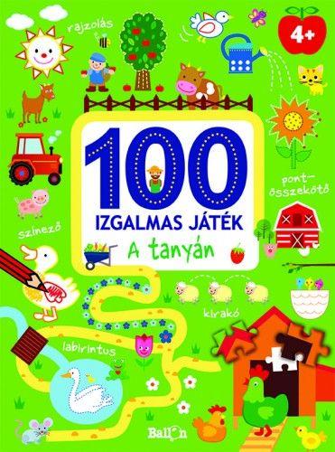100 izgalmas játék - A tanyán