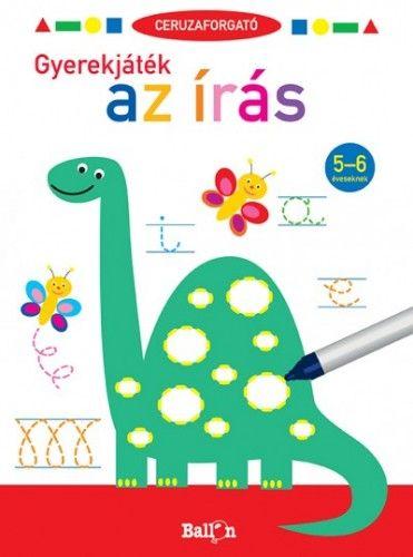 Ceruzaforgató - Gyerekjáték az írás 5-6