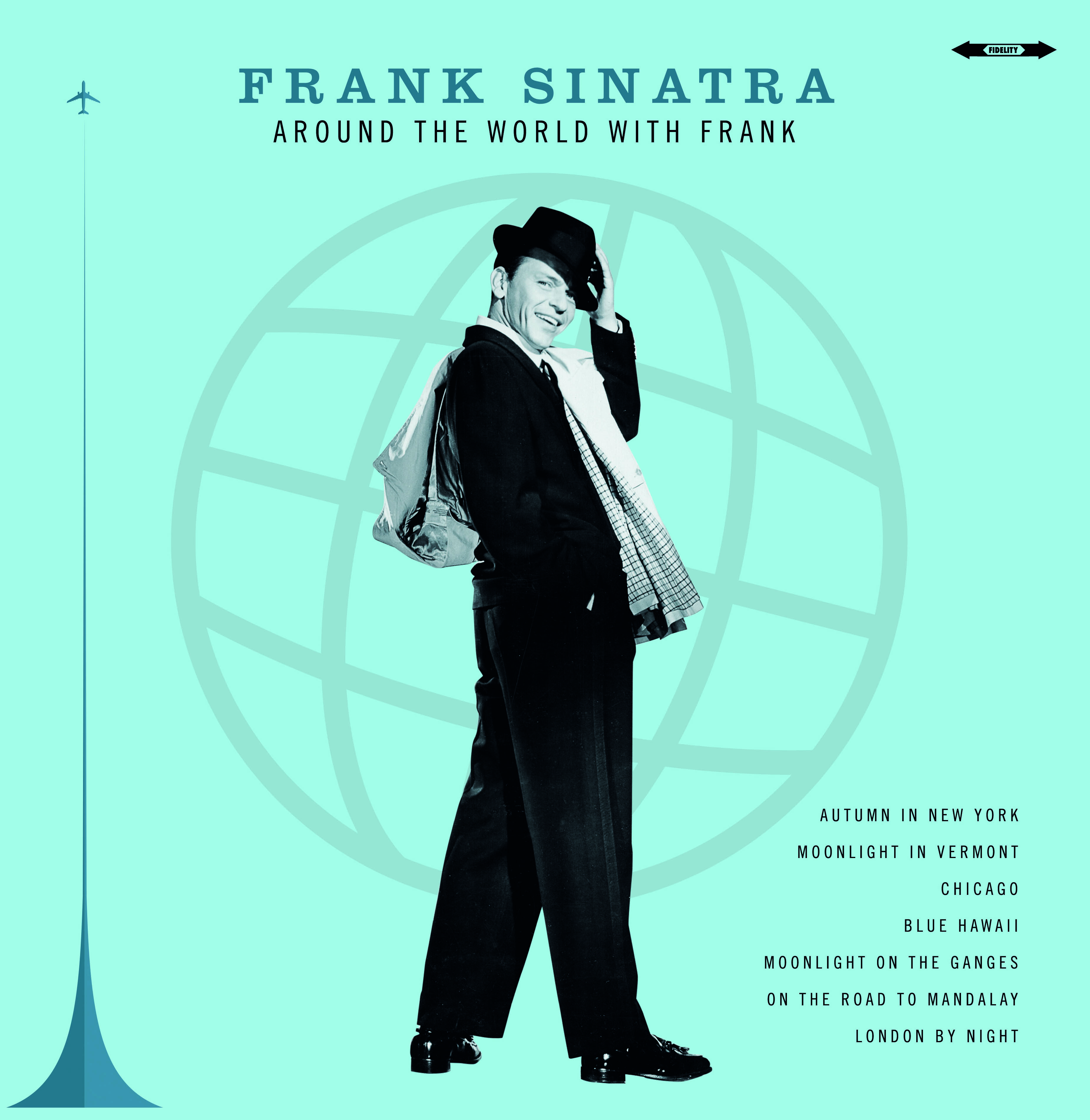 Frank Sinatra Around the World with Frank (LP)