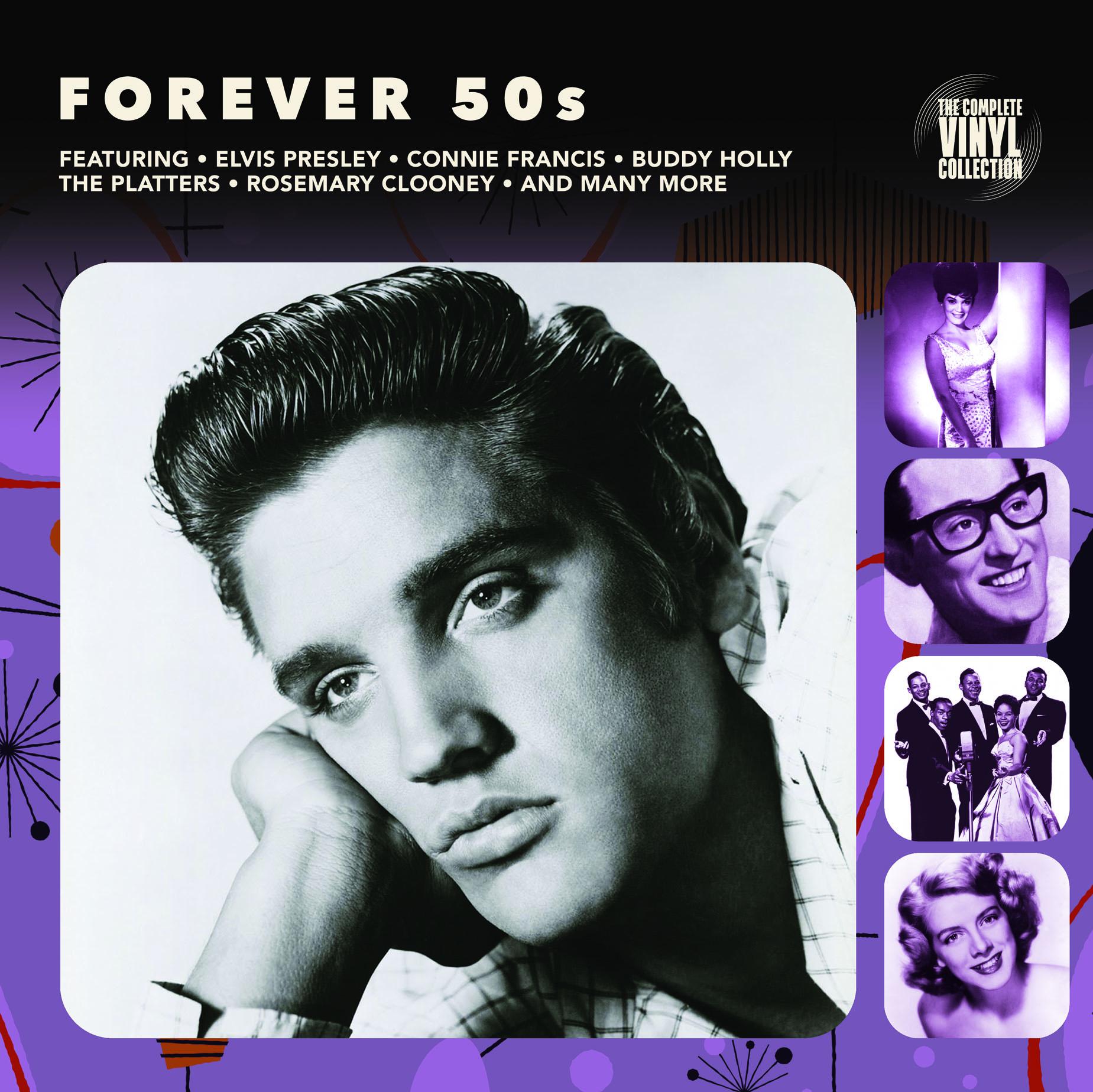 Forever '50s (LP)