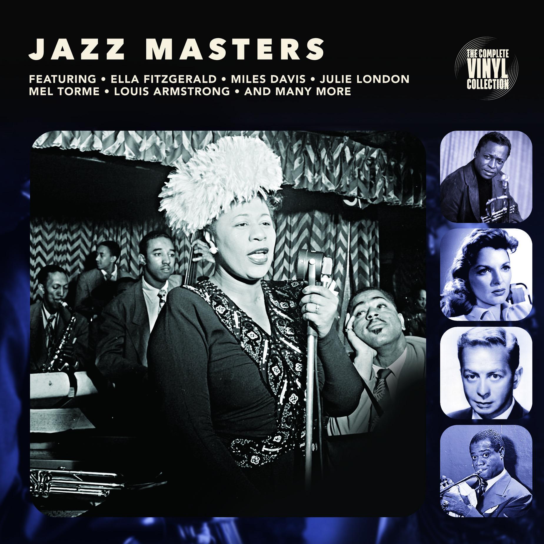 Jazz Masters (LP)