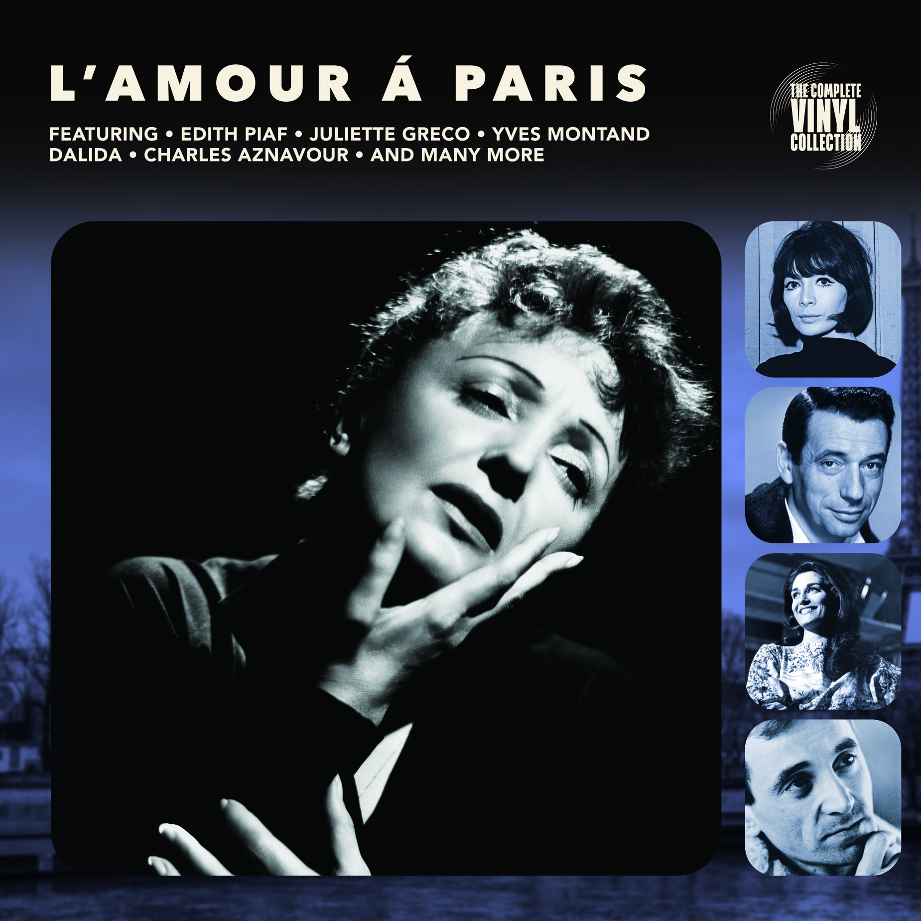 L'Amour Á Paris (LP)