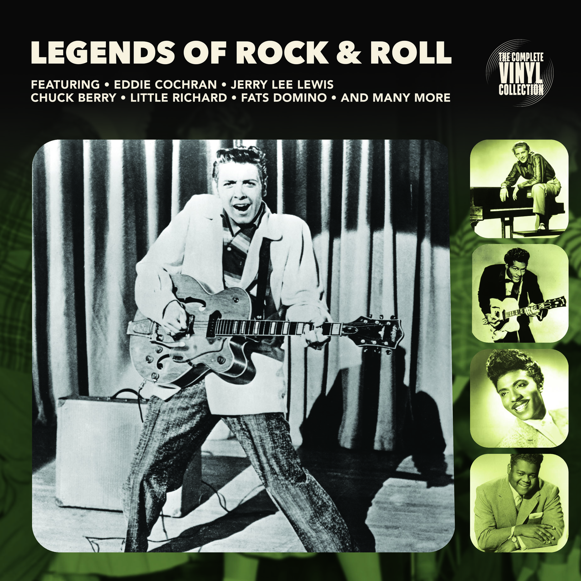 Legends Of Rock & Roll (LP)